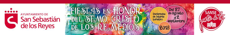 Fiestas S. S. de los Reyes 2018